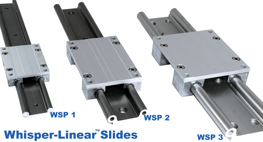 Whisper-Linear Slides from LM76